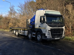 Index sf67wdp volvo fm pm50 crane