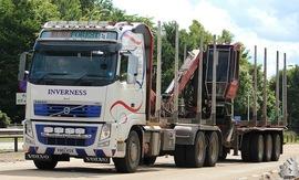 Index bomber lorry