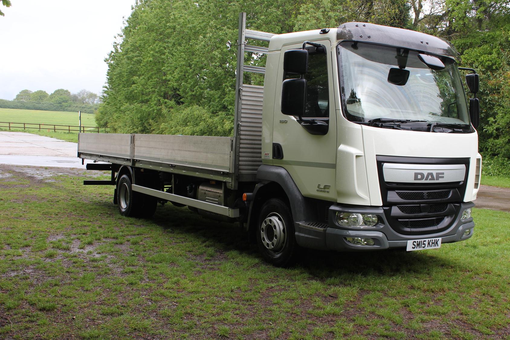 10 Tonne DAF LF 180 Dropside Truck For Sale SM15KHK | MV ...