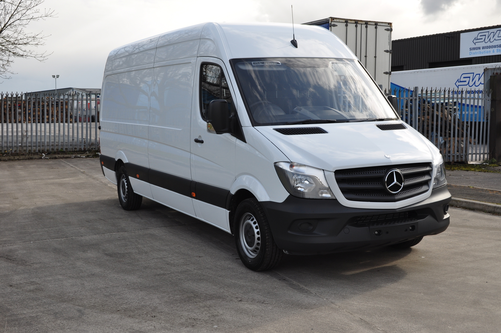3 5 tonne mercedes benz sprinter 313 truck for sale mvs021 mv commercial. Black Bedroom Furniture Sets. Home Design Ideas